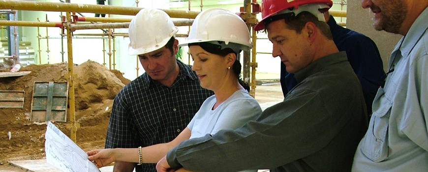 Dirección de Obra Torrejón de Ardoz y Corredor del Henares 3Hache estudio de arquitectura
