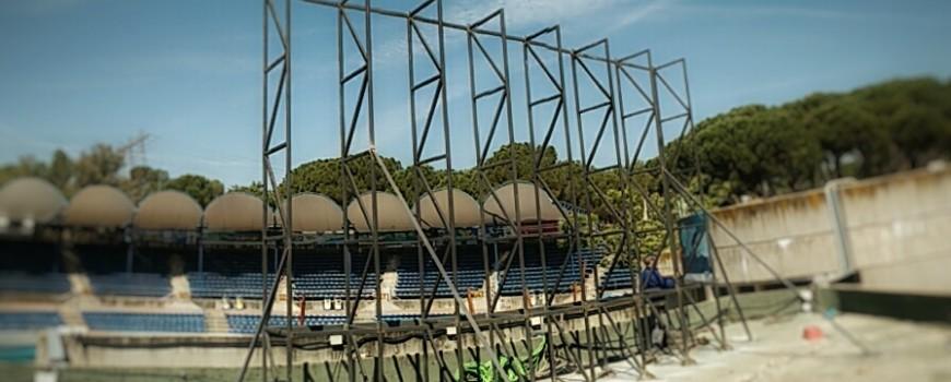 Pantalla Zoo de Madrid 3Hache estudio de arquitectura Torrejón de Ardoz y Corredor del Henares