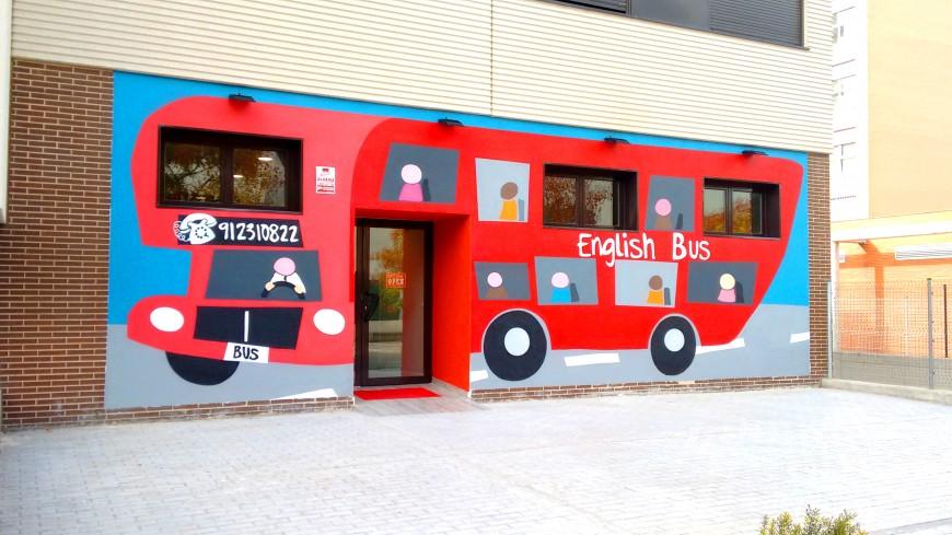 Academia de Idiomas English Bus