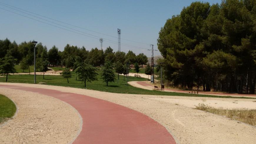 Acondicionamiento y Rehabilitación de zonas verdes en el término municipal de Mejorada del Campo