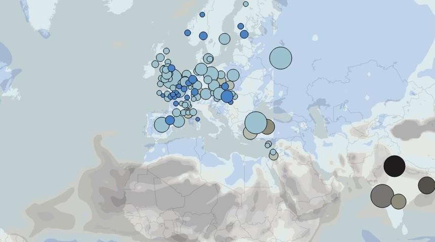 mapa polucion