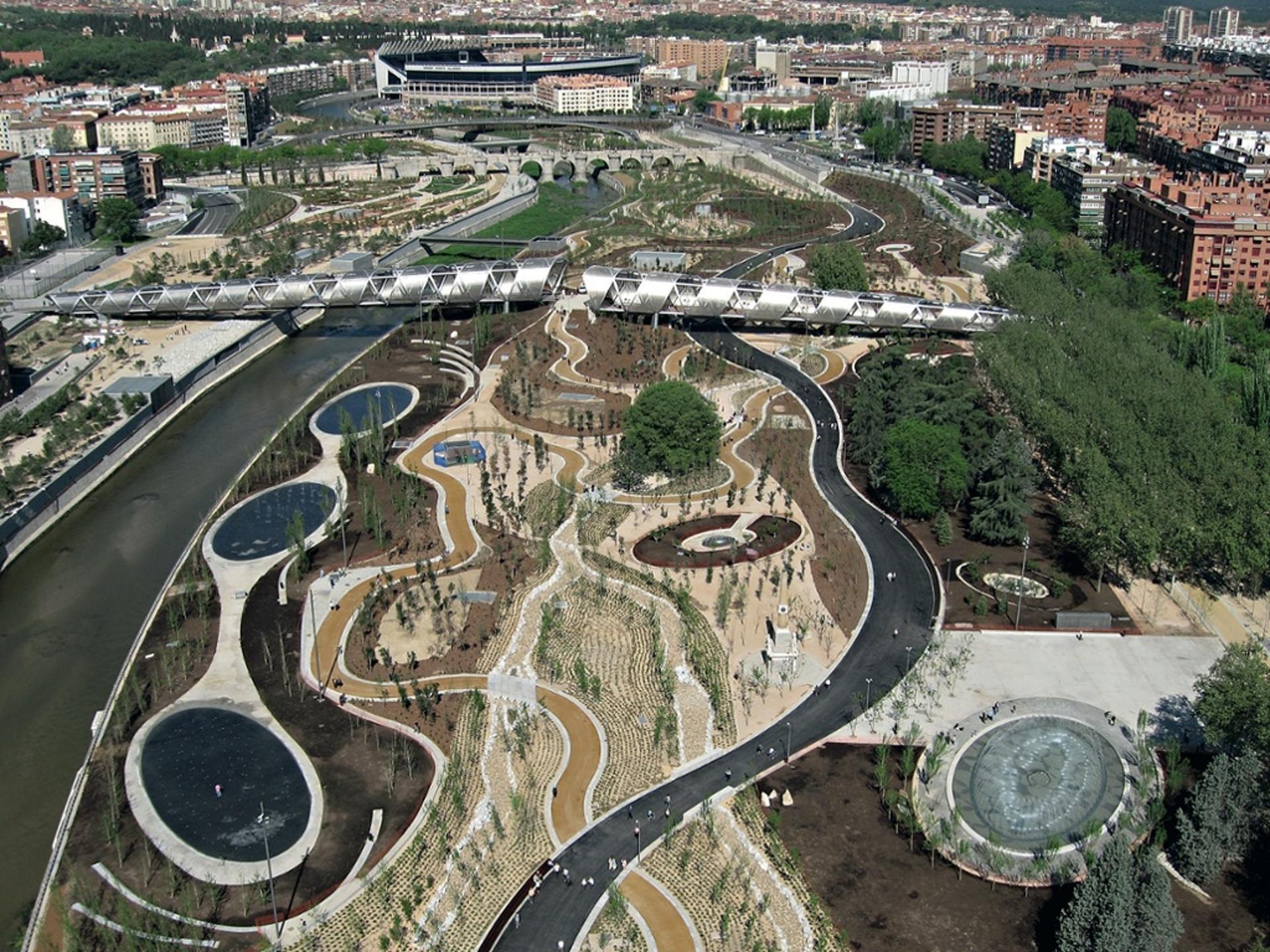 puente arganzuela